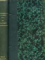 Le Cadet - Couverture - Format classique