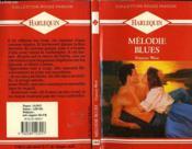 Melodie Blues - Honky Tonk Angel - Couverture - Format classique