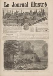 Journal Illustre (Le) N°314 du 13/02/1870 - Couverture - Format classique