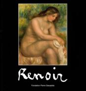 Vente  Renoir  - Collectif