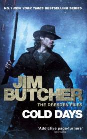 Vente livre :  Cold days - the dresden files: book 14  - Jim Butcher