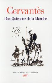 Don Quichotte de la Manche - Couverture - Format classique