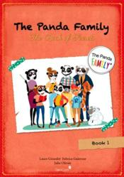 Vente livre :  The panda family t.1 ; the book of secrets  - Laure Girardot - Fabrice Guieysse - Julie Olivier