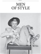 Vente livre :  Men of style /anglais  - Collectif - Josh Sims