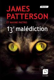 Vente  13ème malédiction ; le women's murder club  - James Patterson