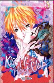 Vente  Kiss me host club T.3  - Nachi Yuki