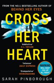 Vente livre :  CROSS HER HEART  - Sarah Pinborough
