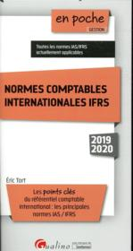 Vente  Normes comptables internationales ifrs - 7e ed. - les points cles du referentiel comptable internati  - Eric Tort