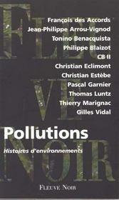 Vente  Pollutions  - Jean-Philippe Arrou-Vignod - Tonio Benacquista - Vidal