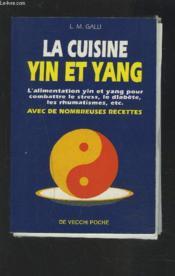 La Cuisine Yin Et Yang - Poche - Couverture - Format classique