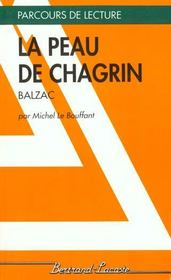 La peau de chagrin, d'Honoré de Balzac - Intérieur - Format classique