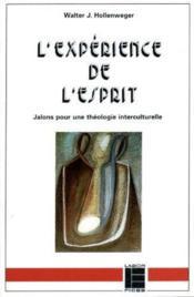L'Experience De L'Esprit - Couverture - Format classique