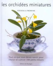 Les orchidées miniatures - Intérieur - Format classique