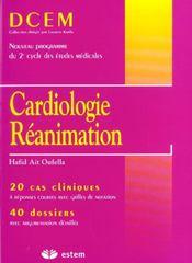 Cardiologie, réanimation - Intérieur - Format classique