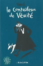 Controleur De Verite (Le) - Couverture - Format classique