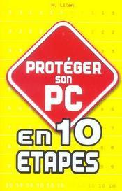 Proteger Son Pc - Intérieur - Format classique