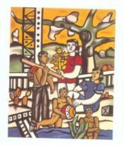 Fernand Léger. exposition, Lyon, Musée des beaux-arts, 1er juillet-20 septembre 2004 - Couverture - Format classique