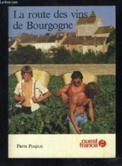 Route Des Vins De Bourgogne (Ae) - Couverture - Format classique
