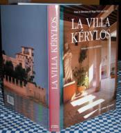 La villa kerylos relie - Couverture - Format classique