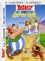 Astérix t.31 ; astérix et la traviata - Couverture - Format classique