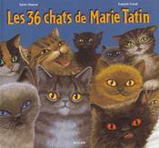 Les 36 chats de marie tatin - Intérieur - Format classique