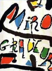 Miro engraver - Couverture - Format classique