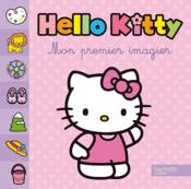Hello Kitty ; Mon Premier Imagier - Couverture - Format classique