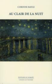 Au clair de la nuit - Couverture - Format classique