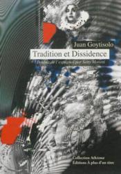Tradition Et Dissidence - Couverture - Format classique