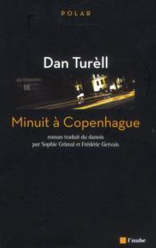 Minuit à Copenhague - Couverture - Format classique