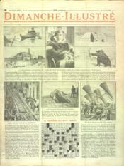 Dimanche Illustre N°117 du 24/05/1925 - Couverture - Format classique