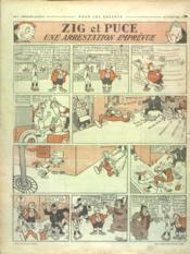 Dimanche Illustre N°117 du 24/05/1925 - Intérieur - Format classique