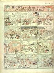 Dimanche Illustre N°117 du 24/05/1925 - 4ème de couverture - Format classique