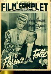 Le Nouveau Film Complet N° 37 - Florence Est Folle - Couverture - Format classique