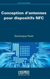 Vente  Conception d'antennes pour dispositifs NFC  - Dominique Paret