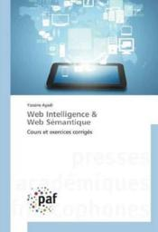 Vente  Web intelligence & web semantique  - Ayadi-Y - Ayadi Yassine