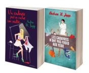 Lot de 2 thrillers d'Andrea Japp