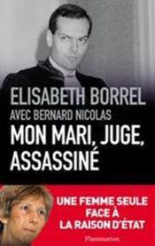 Vente  Un juge assassine  - Elisabeth Borrel - Bernard Nicolas - Borrel Elisabeth