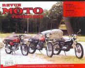 Rmt 22.1 Honda Cb 125s-N-Xl-Tl/Yamaha Dt125f-Dt175f - Intérieur - Format classique