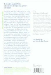 Heure Sans Dieu (L') - 4ème de couverture - Format classique