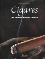 Le Cigare ; Mythe Et Realite - Intérieur - Format classique