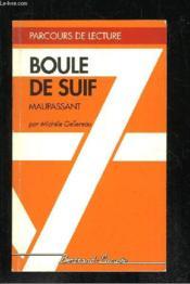 Boule de suif, de Guy de Maupassant - Couverture - Format classique