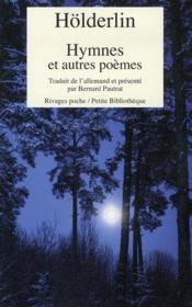Hymnes et autres poèmes - Couverture - Format classique