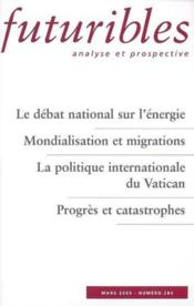 Le debat national sur l'energie - Couverture - Format classique