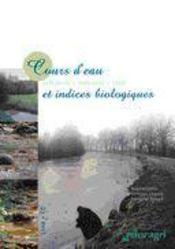 Cours d'eau et indices biologiques - Intérieur - Format classique