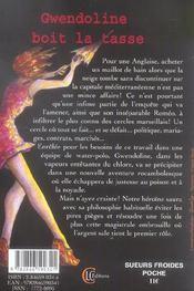 Gwendoline Boit La Tasse - 4ème de couverture - Format classique