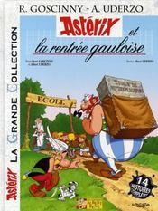 Astérix t.32 ; Astérix et la rentrée gauloise - Intérieur - Format classique