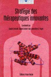 Strategie des therapeutiques innovantes - Couverture - Format classique