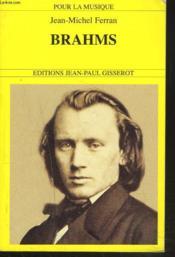 Brahms - Couverture - Format classique