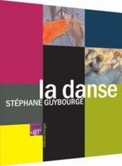 La danse - Couverture - Format classique